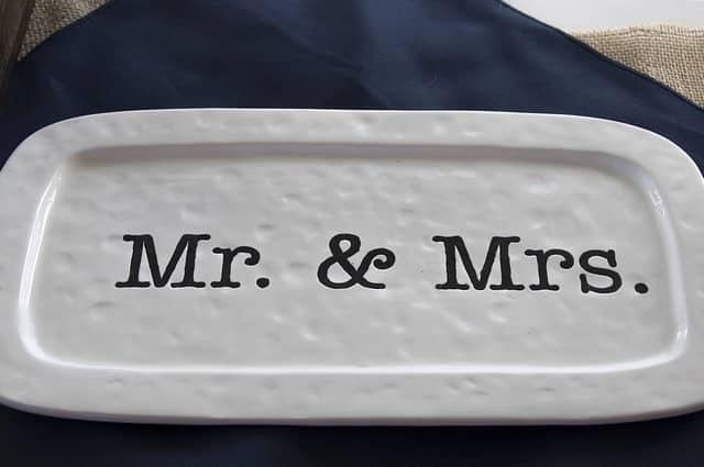 tipy na svatební dárky, které udělají radost jak ženichovi, tak nevěstě.